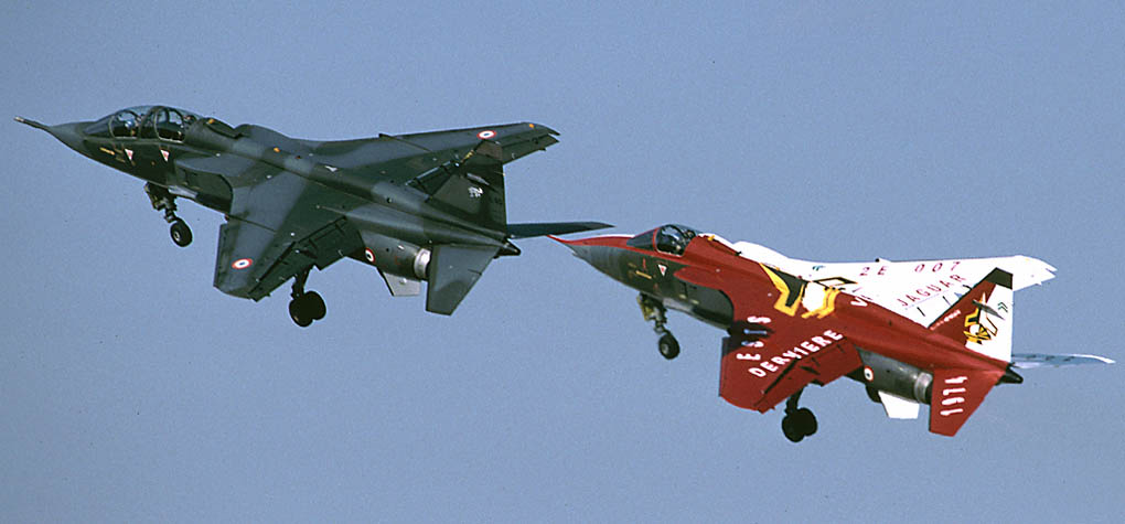 RAFFIN & MIKE patrouille jaguar