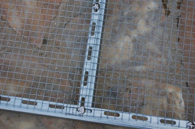Afficher le sujet construction de voliere par une nulle - Voliere exterieur fait maison ...