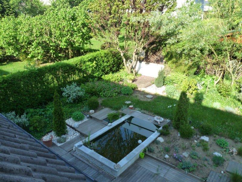 bassin de jardin non enterre - Bassin de jardin