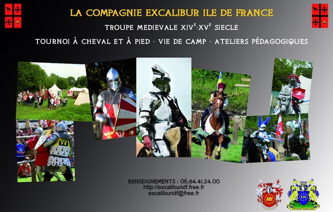 Excalibur Ile de France