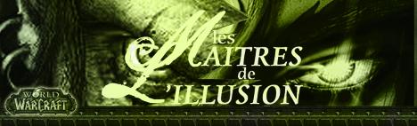 Les Maîtres de L'Illusion