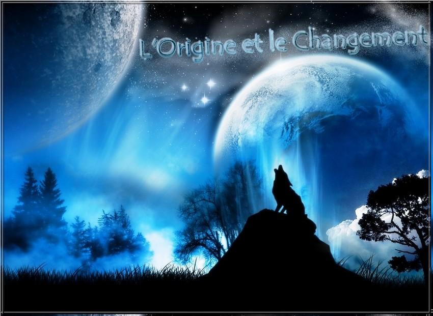 L'Origine et le Changement