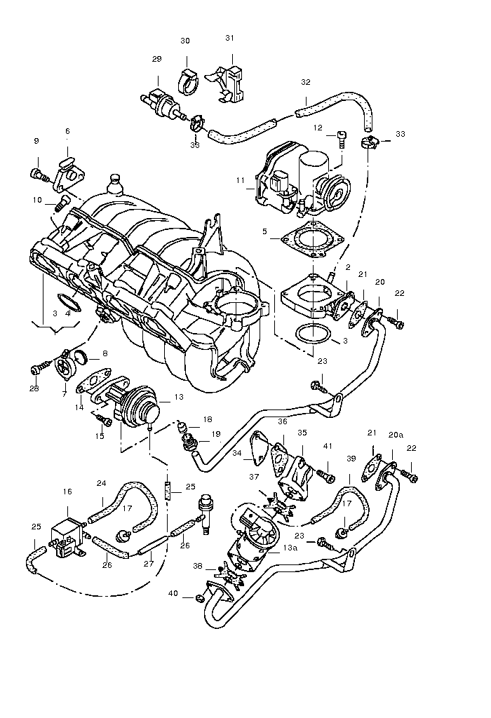 Coolant Leak From Back Of Engine furthermore Repair an engine using a part Engine in addition 9886 Peugeot 406 2 together with Page 8 furthermore 51627 Need Help Evap System. on coolant y pipe