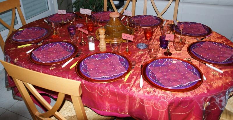 Recherche id es menu pour repas type marocain for Table a the marocaine