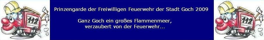 Forum des Karnevalsvereins der Freiwilligen Feuerwehr Goch e.V.