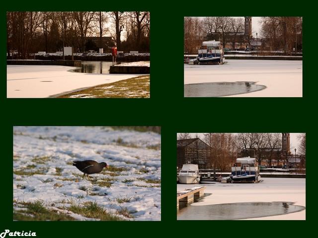 l'hiver dans paysages 24210