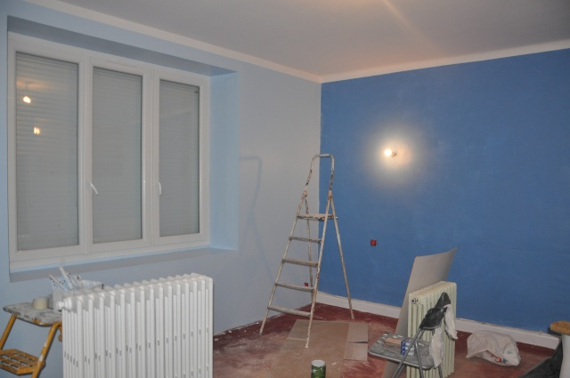 Chambre Bleu Horizon. Cool Couchages Chambres Villa De Vacances ...