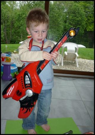 Coeur de rockeur ... dans Xavier 16-05-12