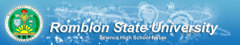 Romblon State University Science High School
