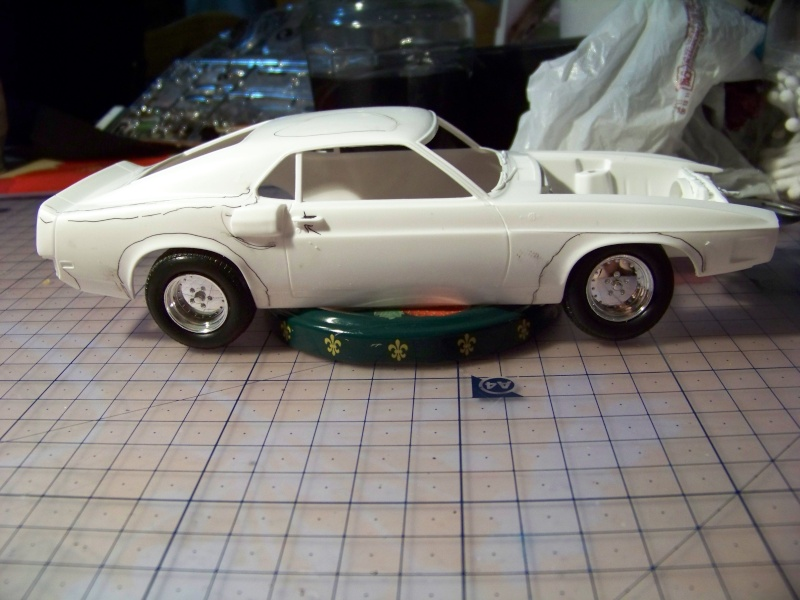 Maquettes Voitures Shelby Mustang 1 24 Revell 2 En 1