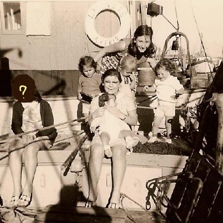 bateau enfants