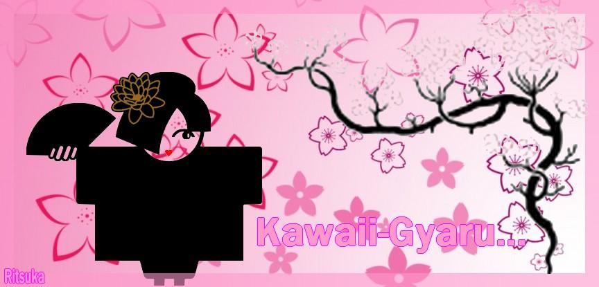 Kawaii-Gyaru