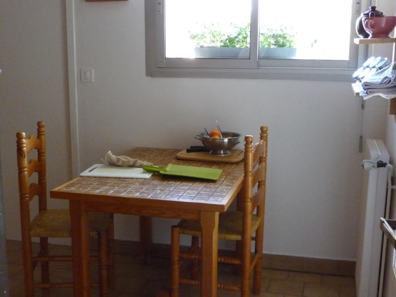 Cuisine blanche - Cherche table de cuisine ...
