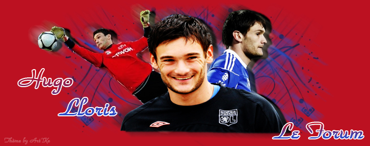 Hugo Lloris, le forum