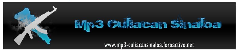 Mp3-Culiacan Sinaloa