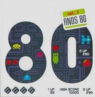 Coletânea Anos 80 Vol.1 - CD4