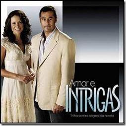 Novela Amor e Intrigas - Nacional