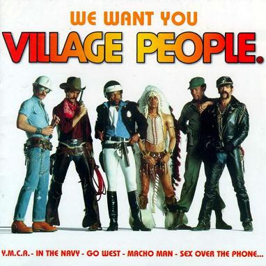 Village People - We Want You