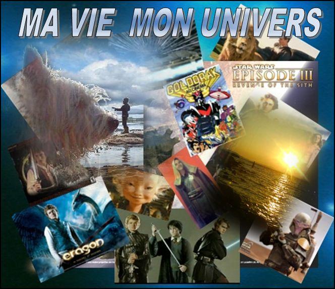 Ma vie mon univers