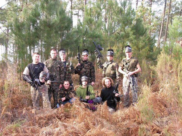 BISCA PAINT BALL