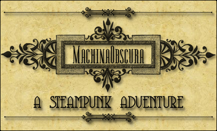 Machina Obscura - A Steampunk Adventure