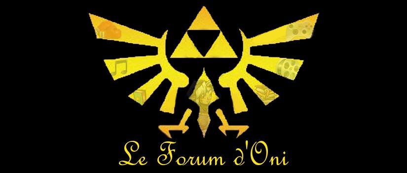 Le forum d'Oni