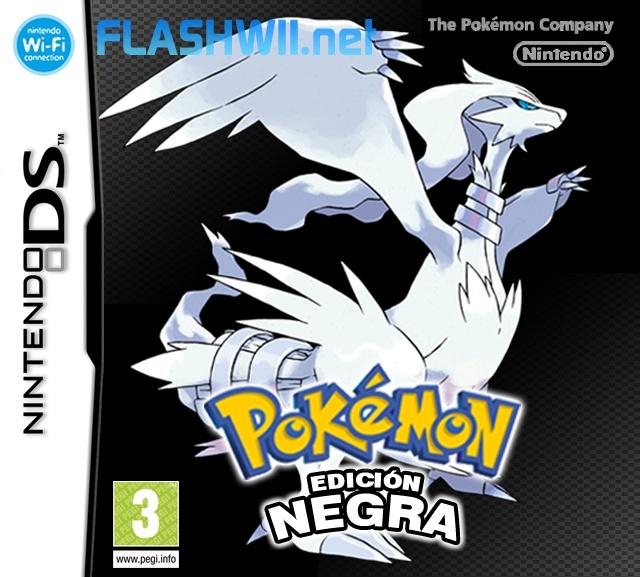 Pokémon Blanco y Negro - ROMs