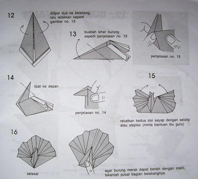 Origami, Seni Melipat Kertas