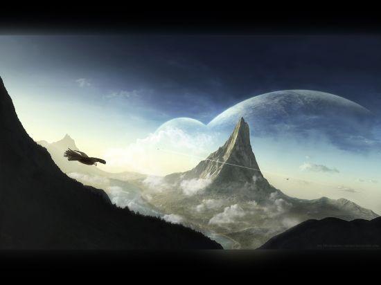 Le Monde de l'Heroïc Fantasy