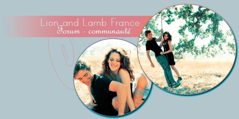Lion & Lamb france