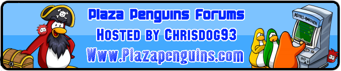 Club Penguin Forums - Plaza Penguins