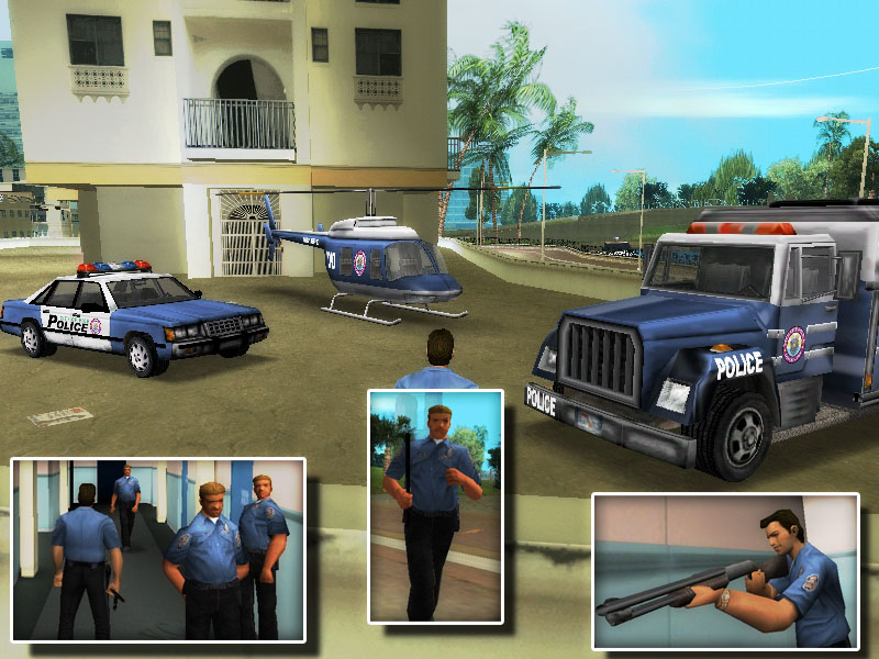 how to play vice city on windows 10