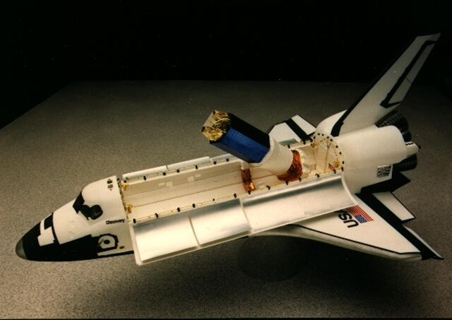 space shuttle model revell - photo #23