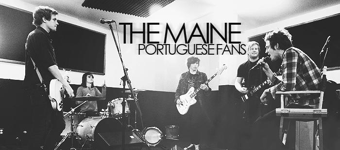 THE MAINE PORTUGUESE FANS