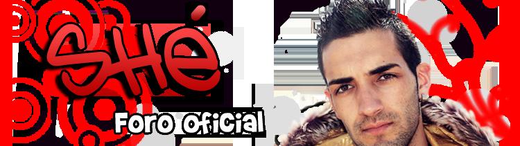 Foro y club de fans oficiales de SHÉ