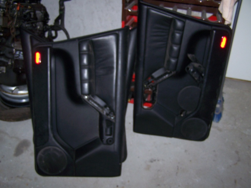 F 67 vds panneaux de portes cuir golf 3 5p for Porte 5 panneaux