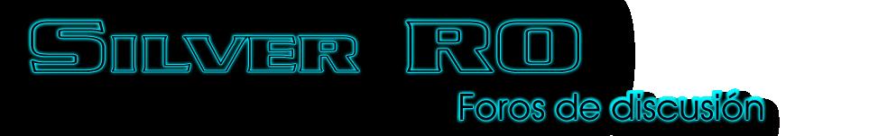 Silver RO Forums