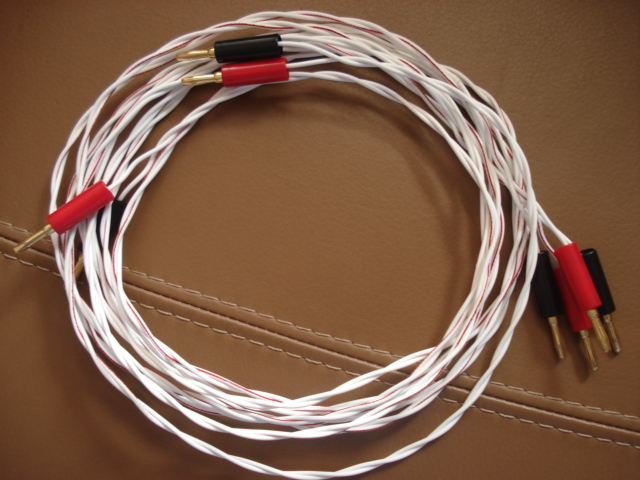 Speaker Cables Chord Odyssey Epic Twin Rumour Linn Lk20