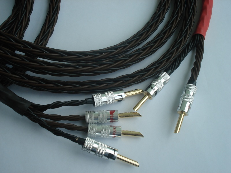 Kimber Kable Speaker Cables Type 8PR bi-wire 3m (Used)