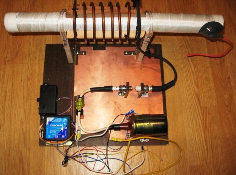 генератор для автомобиля.