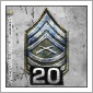 First Sergeant Silver