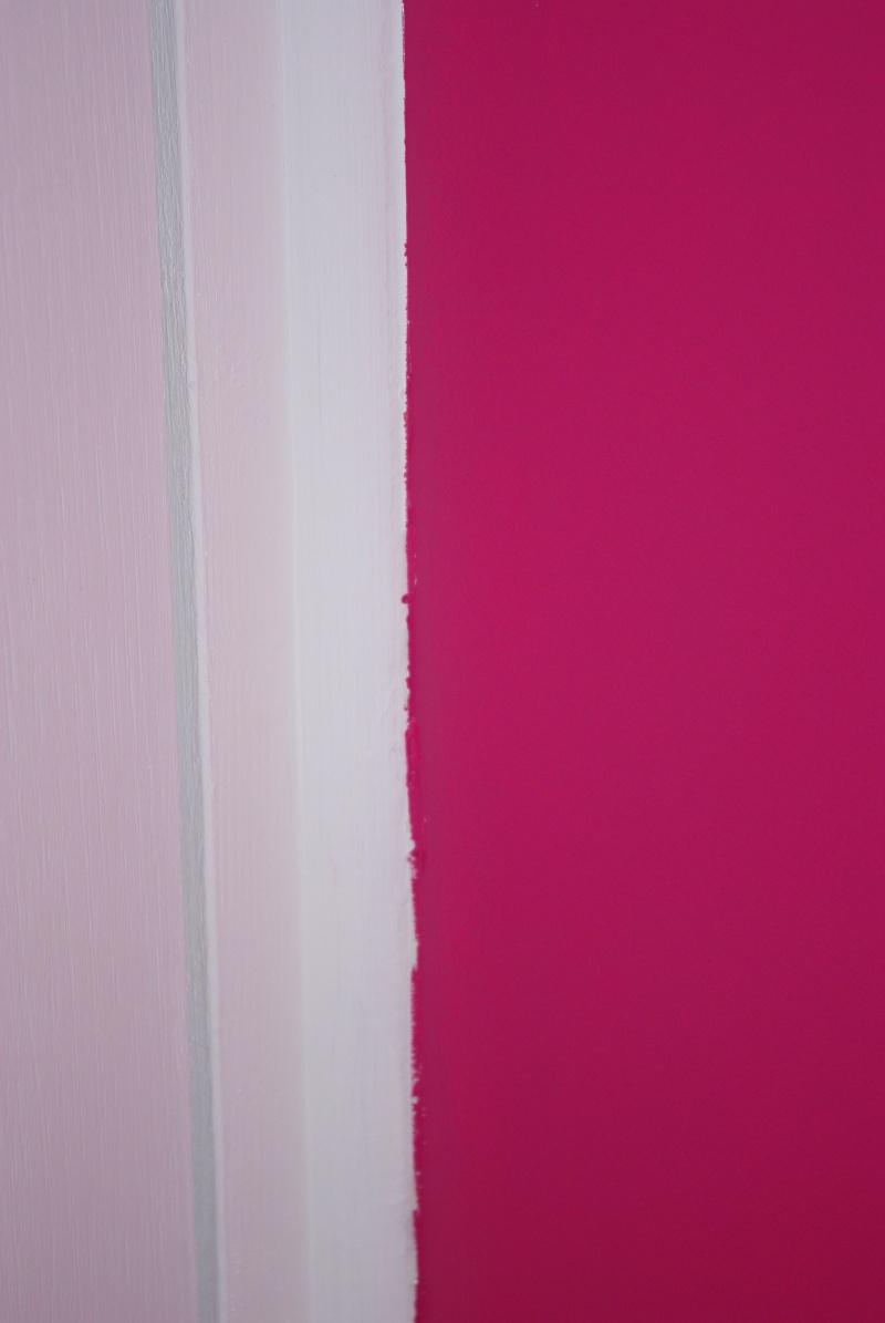 Mes WC en vert anis et fushia : tapisserie finie - Page 2