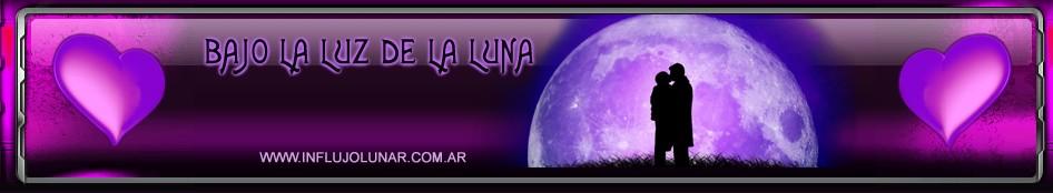 influjo lunar
