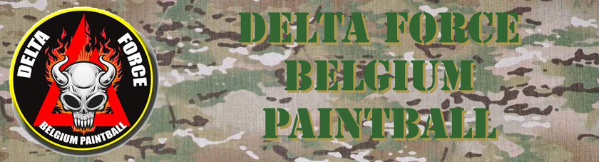 Delta Force Belgium Paintball