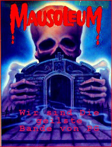 Das eigene Forum fürs Mausoleum