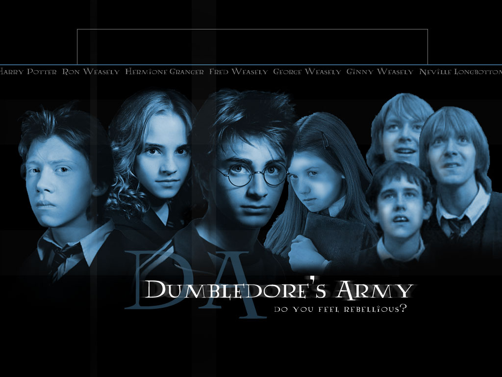 Dumbledore s army