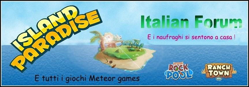 ISLAND PARADISE FORUM GAMES