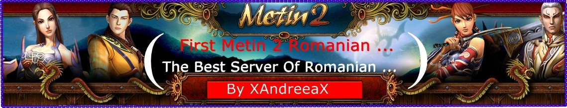 First Metin 2 Ro