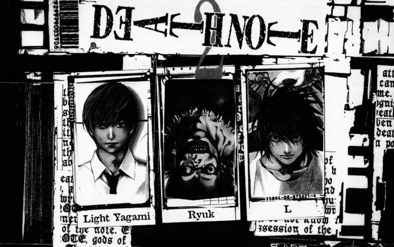 The DeathNote's Story...
