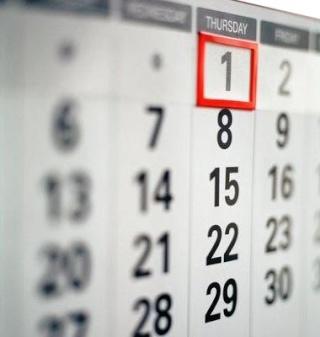 Calendario - immagine simbolica